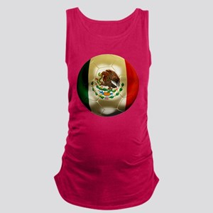 Mexico World Cup Maternity Tank Top