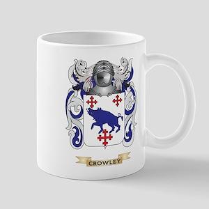 Crowley Coat of Arms Mug