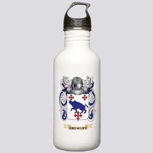 Crowley Coat of Arms Water Bottle