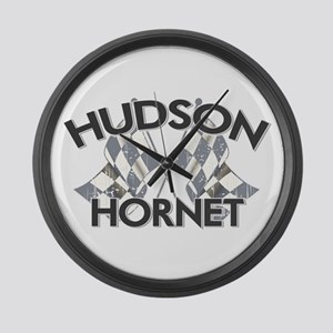 Hudson Hornet Large Wall Clock