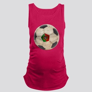 Portugal Football Maternity Tank Top