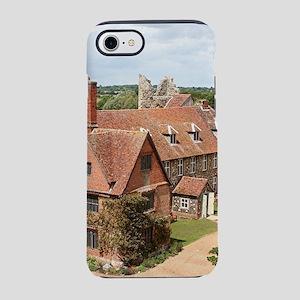 Framlingham Castle, Suffolk, E iPhone 7 Tough Case