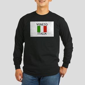 Veneto, Italia Long Sleeve Dark T-Shirt