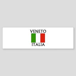 Veneto, Italia Bumper Sticker