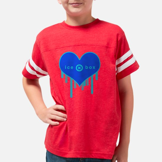 icebox Youth Football Shirt