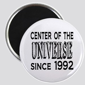 Center of the Universe Since 1992 Magnet