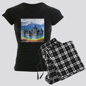 Castle In The Clouds Pajamas