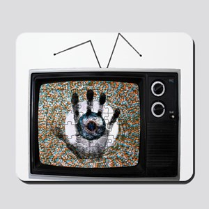 Touched Television Mousepad