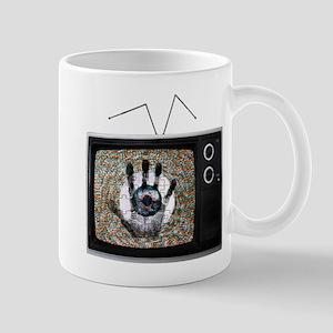 Touched Television Mug