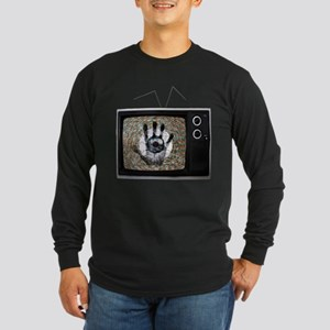 Touched Television Long Sleeve T-Shirt