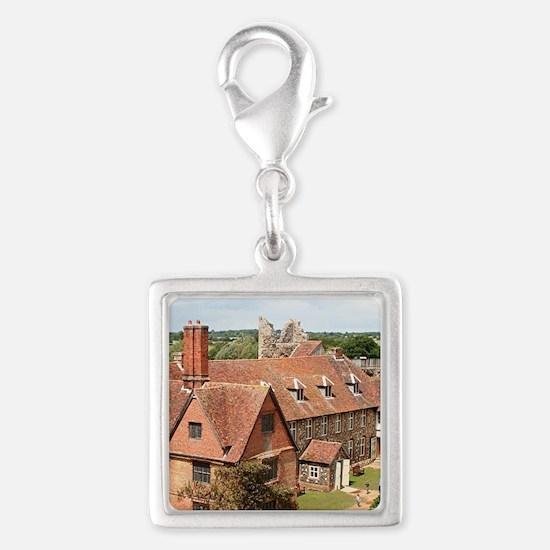 Framlingham Castle, Suffolk, England Charms