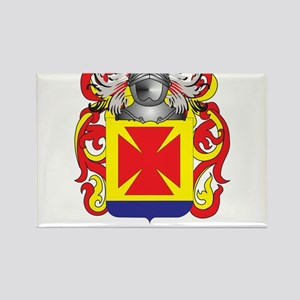 Cubo Coat of Arms Rectangle Magnet
