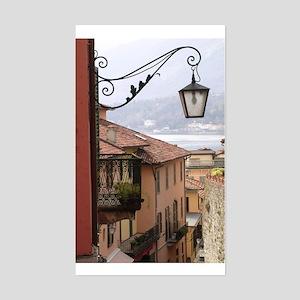 Bellagio Rectangle Sticker