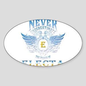 Electa Sticker