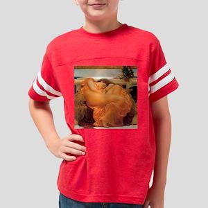 Flaming June-Full Size Youth Football Shirt