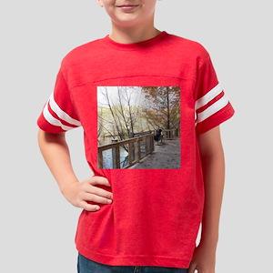 Isolative Peace & Beauty Youth Football Shirt