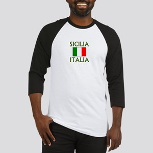 Sicilia, Italia Baseball Jersey