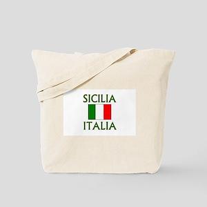 Sicilia, Italia Tote Bag