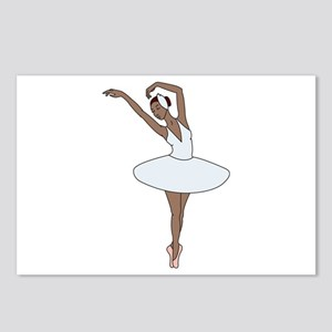 Ballet Dancing Postcards (Package of 8)