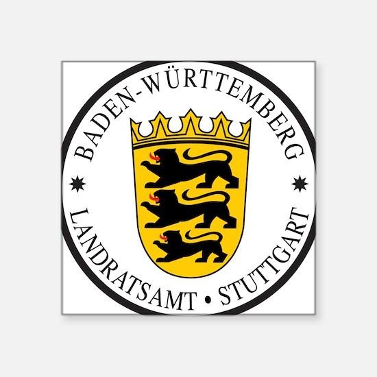 Stuttgart Sticker