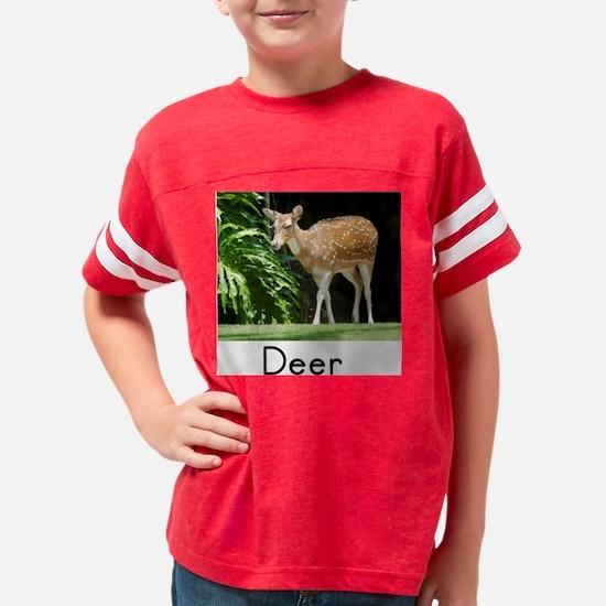 Deer Youth Football Shirt