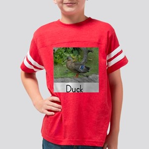 Duck Youth Football Shirt