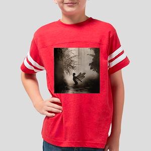 pillow_believe2 Youth Football Shirt