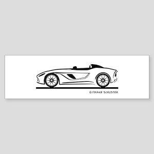 Aston Martin CC 100 Speedster Sticker (Bumper)