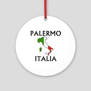Palermo, Italia Ornament (Round)