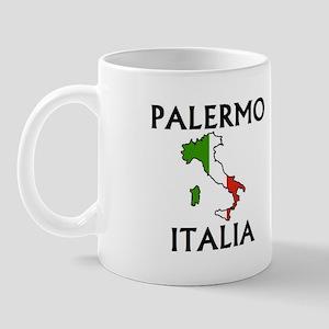 Palermo, Italia Mug