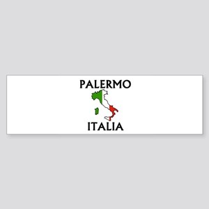 Palermo, Italia Bumper Sticker