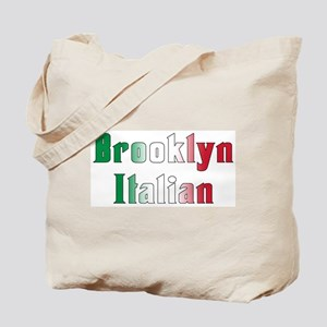 Brooklyn New York Italian Tote Bag