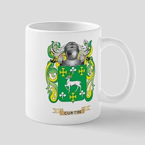 Curtin Coat of Arms Mug