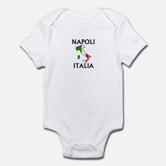 Napoli, Italia Infant Bodysuit