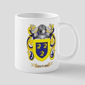 Cutler Coat of Arms Mug