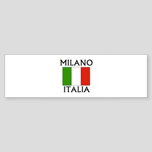 Milano, Italia Bumper Sticker