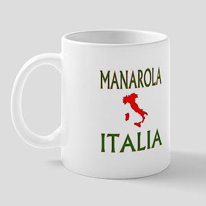Manarola, Italia Mug