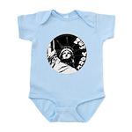New York Souvenir Infant Bodysuit