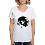 New York Souvenir Women's V-Neck T-Shirt