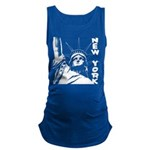 New York Souvenir Maternity Tank Top