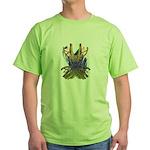 Wishbones Green T-Shirt