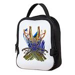 Wishbones Neoprene Lunch Bag