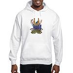 Wishbones Hooded Sweatshirt