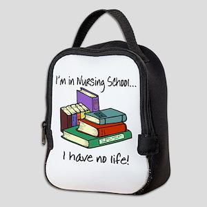 Nursing School Neoprene Lunch Bag