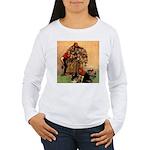 Hudson 6 Women's Long Sleeve T-Shirt