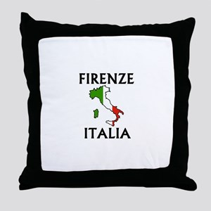 Firenze, Italia Throw Pillow