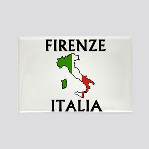 Firenze, Italia Rectangle Magnet
