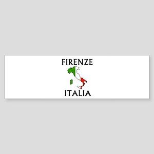 Firenze, Italia Bumper Sticker