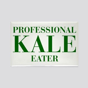 professional-kale-eater-bod-green Rectangle Magnet
