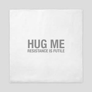 hug-me-HEL-GRAY Queen Duvet